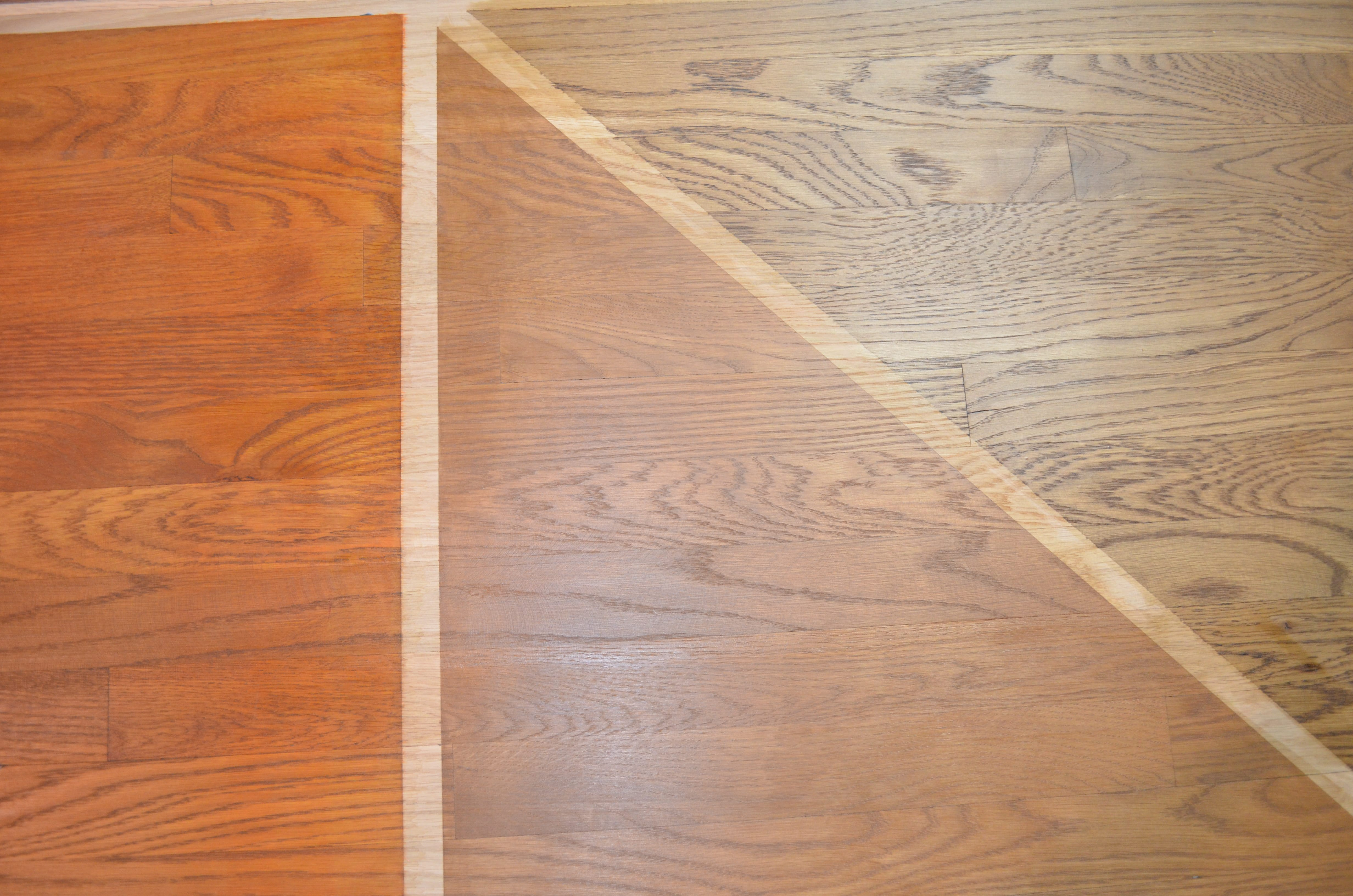 Is water based polyurethane vs oil based - Right Oak With Oil Based Stain Center Water Based Stain Left Water Based Dye