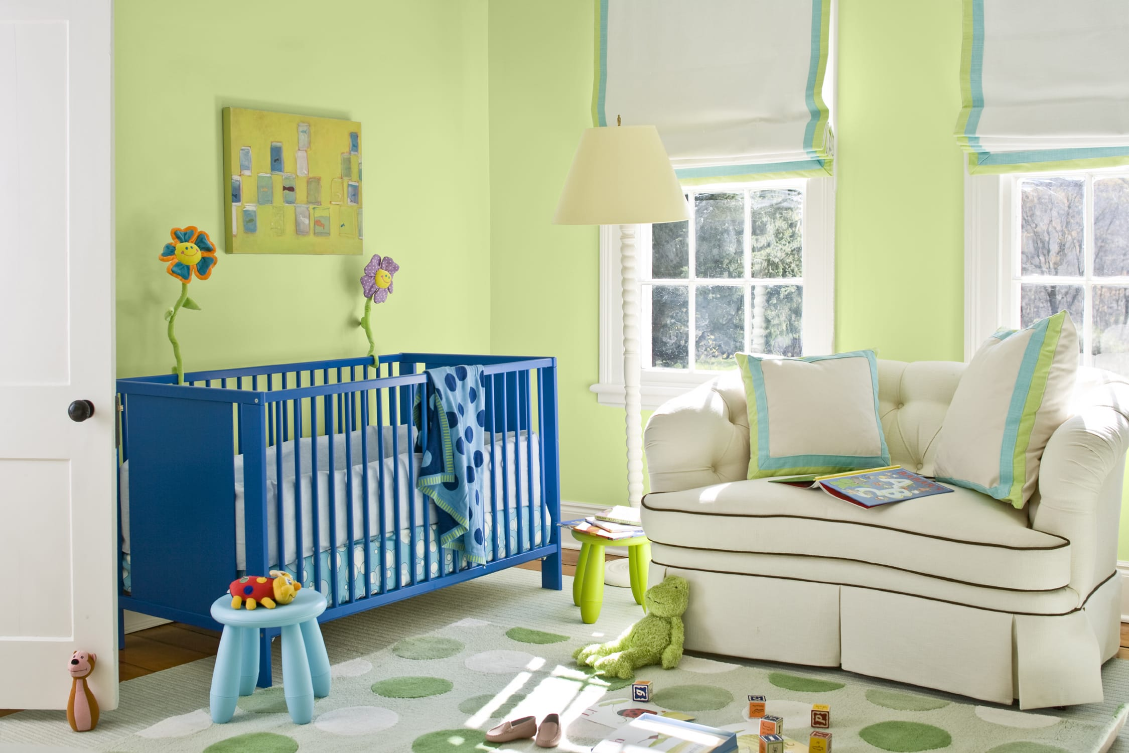 part three the problem with paint natural interiors. Black Bedroom Furniture Sets. Home Design Ideas